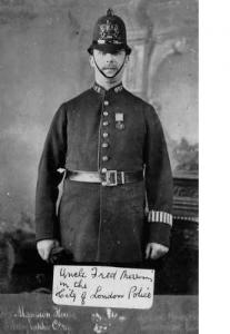 Philip Merriman's son Frederick Merriman