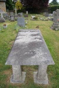 Grave of Henry Charles Albino